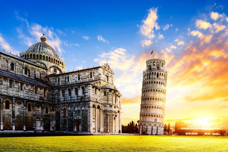 Cheap flights to Pisa - Lowest price at flightmate.ie